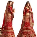Designer Fancy Wedding Wear Lehanga Choli