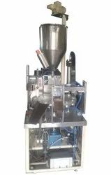 Semi Auto Tube Filling and Sealing (Hot Air) Rotary Machine