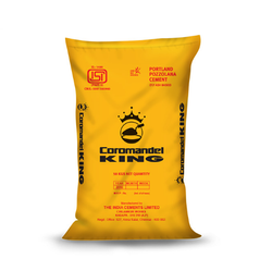 Coromandel King Cement, Packaging Type: PP Sack Bag