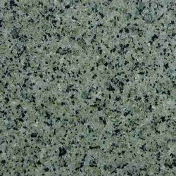 Polished Mokalsar Green Granite Stone, Thickness: 10-15 mm