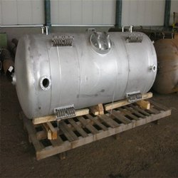 SS Receiver Tank
