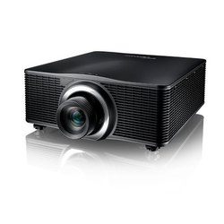 Black Optoma Projector