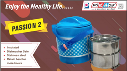 Passion 3 Insulated Tiffin