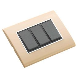 GM Black Modular Electric Switch for Home