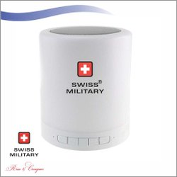 Swiss Military 6 in 1 Smart Touch Lamp Bluetooth Speaker (BL3)