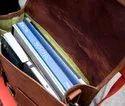 Leather Messenger Bag for Men, Leather Laptop Bag, Leather Shoulder Bag