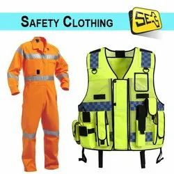 Unisex Overalls Safety Clothing for Industrial