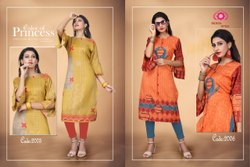 3/4th Sleeve Poorvi Designer Pashmina Winter Collection Woolen Kurti, Wash Care: Dry clean