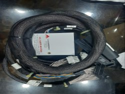 Oem Black Jcb 430z Wiring Harness, Packaging Type: Box
