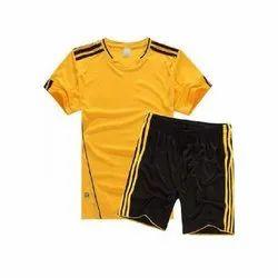 Poly Micro Cotton Sports Uniform