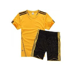 Half Sleeve Poly Micro Cotton Sports Uniform