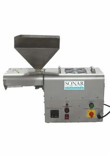 SA-2008 Sonar Oil Press