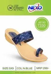 Ladies Heels Footwear, Size: 6
