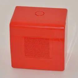 Plastic Fire Alarm Hooter
