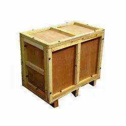 Waterproof Plywood Packing Box, Box Capacity: 2000 - 5000 kg