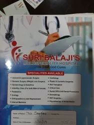 Multi Specialty Hospital Services