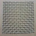 Stainless Steel Wire Mesh, For Fencing, Material Grade: Ss 304