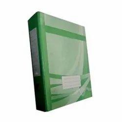 Kalindi Impressions Index Box File Laminated