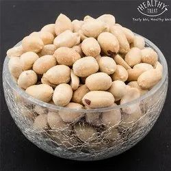 Healthy Treat Salty Roasted Peanut Classic Salted, Packaging Size: 200 Grams, Packaging Type: Box