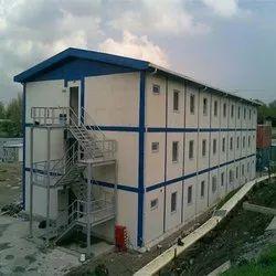 Industrial Prefabricated Steel Building