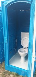 FRP New Western Toilet