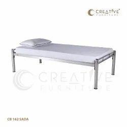 CREATIVE FURNITURE SS CB 162 SADA, Single, Size: 6x2.5 Ft