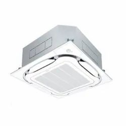 RZVF90BRV16 Round Flow Ceiling Mounted Cassette Outdoor AC