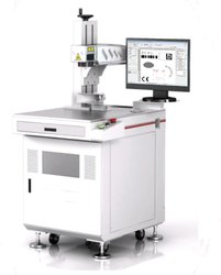 Yuva Fiber Laser Marking Machine