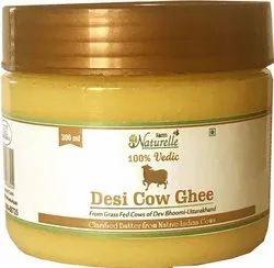 Farm Naturelle-100% Pure Desi Cow Ghee from A2 Milk (300Ml)