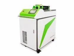 Handheld Fiber Laser Welding