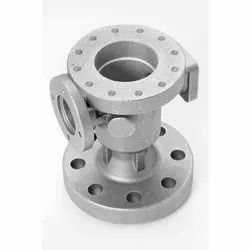 Passivated Ball Valves Investment Castings