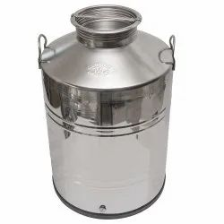 Stainless Steel Storage Drum