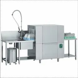 Installation Type: Counter Top Stainless Steel Rack Conveyor Dishwashers