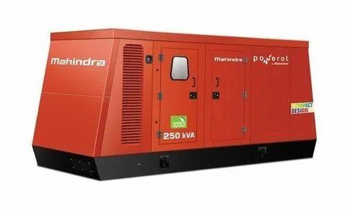 Mahindra 250 kVA Diesel Generator, mPower63105G