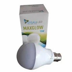 15W Syska Maxglow LED Bulb