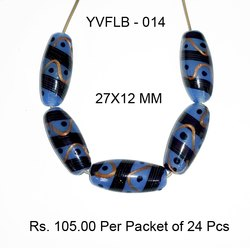 Lampwork Fancy Glass Beads - YVFLB-014