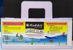 Rabbit Super Light Weight Modelling Clay