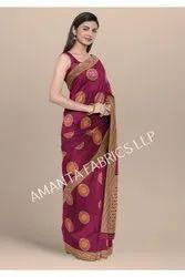 Banarasi Pure Silk Sarees D1