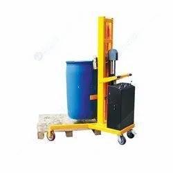 FIE-237 V-Shaped Base Semi Electric Drum Stackers