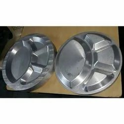 12 inch  Stainless Steel Serving Plate