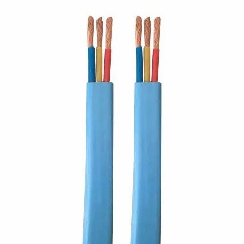 KEP PVC XLPE Submersible Flat Cables, Packaging Type: Roll