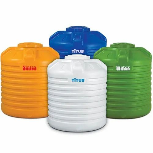 Sintex And Titus Water Storage Tank Sintex And Titus Water Tanks Wholesale Distributor From Ahmedabad