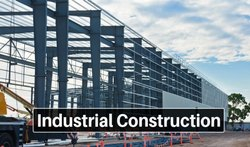 Commercial Projects Industrial Construction Service