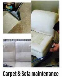 Carpet Shampooing Floor Scrubbing