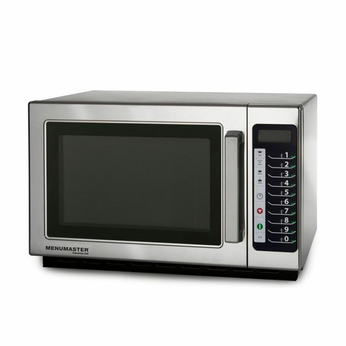 Stainless Steel Menumaster Commercial Microwave Oven, Capacity: 34 ...