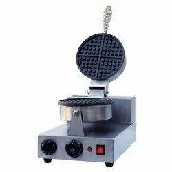 round waffle baker