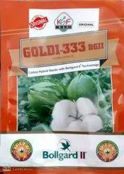 KIRTIMAN GOLDI COTTON SEED, Packaging Type: Bag, 450 Gram