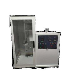 Medical Mask Flammability Tester