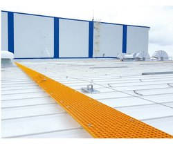 FRP Roof Top Walkways