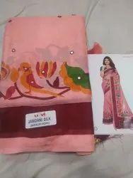 Jamdani Silk Saree